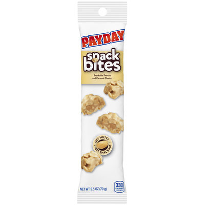 Payday Snack Bites 2.5 oz. Packet