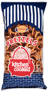 Kitchen Cooked Mini Pretzels 15 oz. Bag