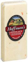Hoffman's Pepper Jack Cheese 8 Oz Brick