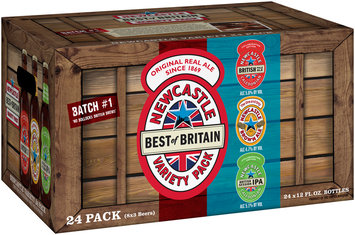 Newcastle Best of Britain Variety Pack 24-12 fl. oz. Pack