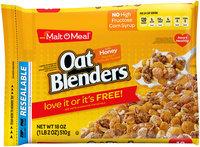 Malt-O-Meal® Oat Blenders® with Honey 18 oz. ZIP-PAK®