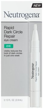 Neutrogena Rapid Dark Circle Repair Eye Cream 0.13 fl. oz. Box