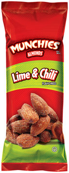 Munchies™ Lime & Chili Almonds 1.5 oz. Pouch