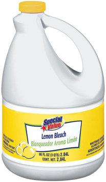 Special Value Lemon Bleach 96 Oz Jug