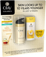 Olay Total Effects 7 In 1 Anti Aging Moisturizer SPF15 Olay Body Wash