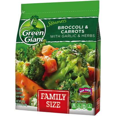 Green Giant® Steamers Broccoli & Carrots with Garlic & Herbs