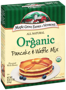 Maple Grove Farms of Vermont® Organic Pancake and Waffle Mix