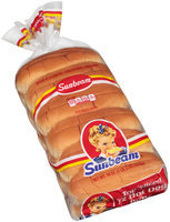Sunbeam® Top-Sliced Enriched Hot Dog Buns 12 ct Bag
