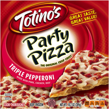 Totino's® Triple Pepperoni Party Pizza®