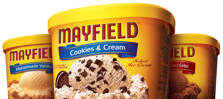 Mayfield Ice Cream Reviews 2019