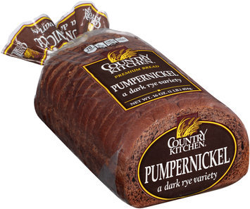 Country Kitchen® Pumpernickel Bread 16 oz. Bag
