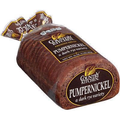 Country Kitchen® Pumpernickel Bread 16 oz. Bag