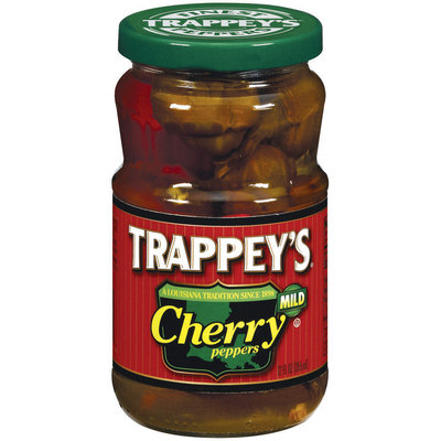 Trappey's Cherry Mild Peppers 12 Oz Jar