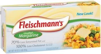 Fleischmann's Unsalted 65% Vegetable Oil Spread 16 Oz Sticks
