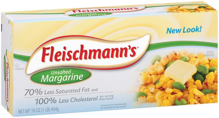 Fleischmann's Unsalted 65% Vegetable Oil Spread