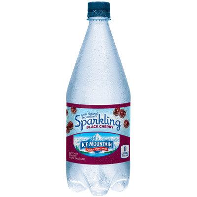 Ice Mountain® Black Cherry Sparkling Water 33.8 fl. oz. Bottle