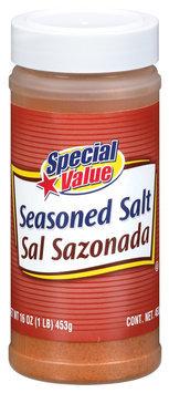 Special Value Seasoned Salt 16 Oz Shaker