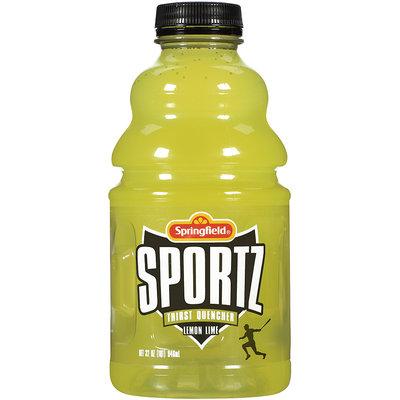 Springfield® Sportz Thirst Quencher Lemon Lime 32 oz. Bottle