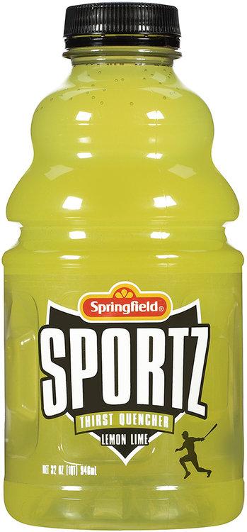 Springfield® Sportz Thirst Quencher Lemon Lime