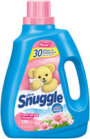 Ultra Snuggle® Fresh Spring Flowers™ Liquid Fabric Softener 96 fl. oz. Jug