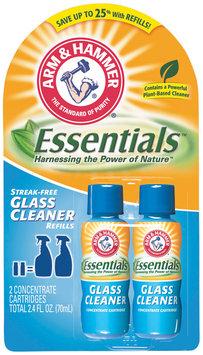 ARM & HAMMER™ Refills 2 Ct Essentials Glass Cleaner