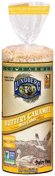 Lundberg® Eco-Farmed Buttery Caramel Rice Cakes 9.5 oz. Bag