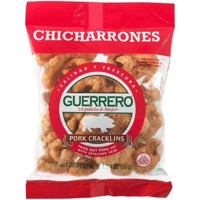 Guerrero® Pork Cracklins 1.75 oz. Bag