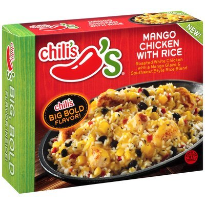 Chili's® Mango Chicken with Rice 10 oz. Box