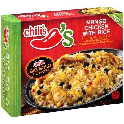 Chili's® Mango Chicken with Rice 10 oz. Box