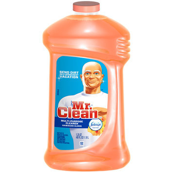 Mr. Clean Multi-Surface Cleaner Hawaiian Aloha with Febreze freshness 40 oz.