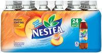 Nestea® Peach Iced Tea 24-0.5L Bottles