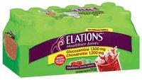 Elations Healthier Joints Glucosamine/Chondroitin Raspberry White Grape Supplement Drink 18 Pk Plastic Bottles