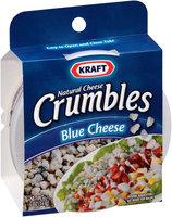 Kraft Natural Cheese Blue Cheese Crumbles 5 oz. Tub
