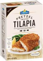 Gorton's® Pretzel Crusted Tilapia 32.1 oz. Box