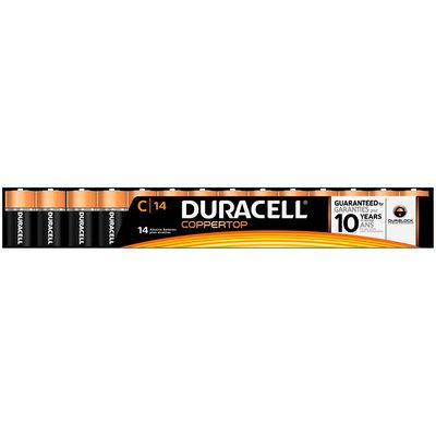 Duracell Coppertop C Alkaline Batteries