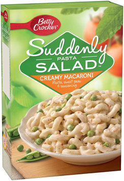 Betty Crocker® Suddenly Pasta Salad™ Creamy Macaroni 6.5 oz. Box