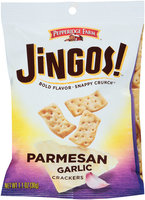 Pepperidge Farms® Jingos! Parmesan Garlic Crackers