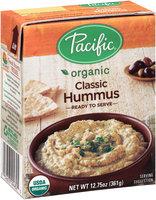 Pacific Organic Classic Hummus