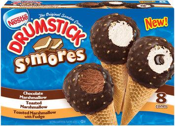 Nestlé S'Mores Drumstick 8 ct Box