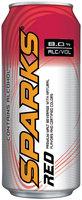 Sparks Red 8.0% Alcohol By Volume Premium Malt Beverage