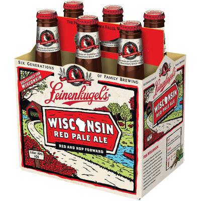 Leinenkugel's® Wisconsin Red Pale Ale 6–12 fl. oz. Glass Bottles