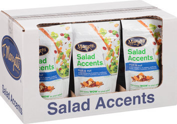 Marzetti® Fruit & Nut Salad Accents® 4.8 oz. Stand-Up Bag