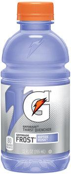 Gatorade® G® Series Perform Frost® Riptide Rush™ Sports Drink 12 fl. oz. Bottle