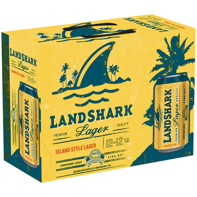 LANDSHARK 12 oz Beer 12 PK CANS