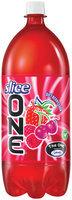Slice® One™ Diet Berry Soda 2L Plastic Bottle