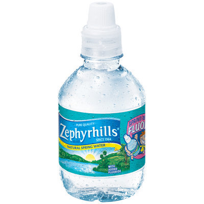 Is There Fluoride In Natural Spring Water