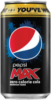 Pepsi Max® Cola Soda