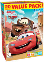 Kellogg's® Disney/Pixar Cars Fruit Flavored Snacks 20 ct Pouches
