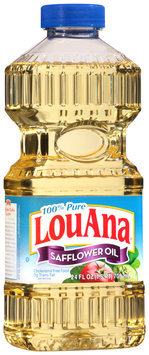 Lou Ana® 100% Pure Safflower Oil 24 fl oz. Plastic Bottle