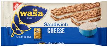 Wasa® Sandwich Cheese 1.1 oz. Wrapper